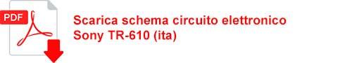 Scarica schema TR 610 circuito mercato italiano