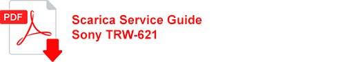scarica service guide TRW 621
