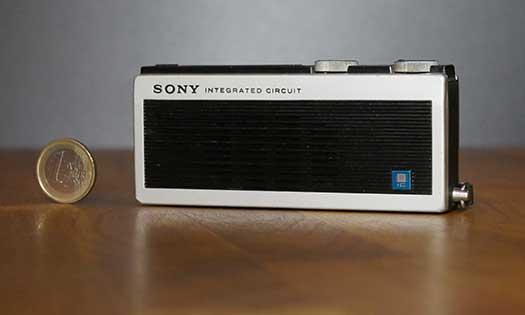 Sony ICR 200